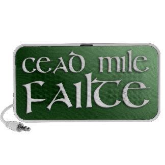 Cead Mile Failte Speaker