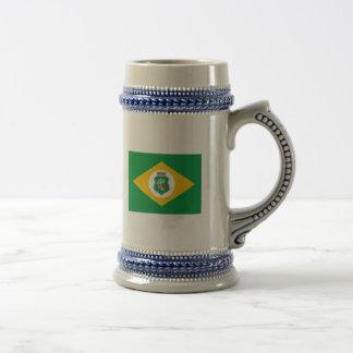 Ceara, el Brasil Jarra De Cerveza