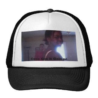 cearra da bk=oss, Cece Got it Goin on Trucker Hat