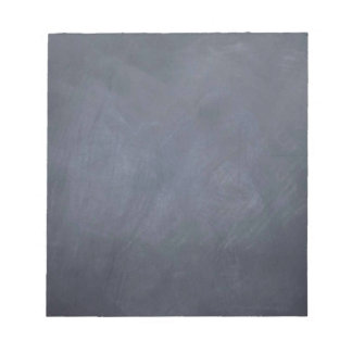 Ceate own Slate Chalkboard accessories - customize Notepad