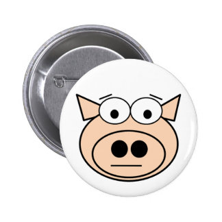 Cebada bigg Pigg Buttoin Pin