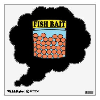 Cebo de los pescados
