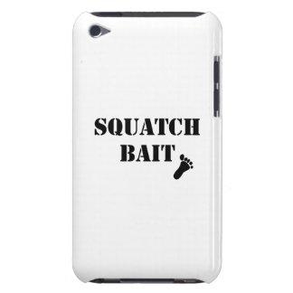 Cebo de Squatch Barely There iPod Cárcasa