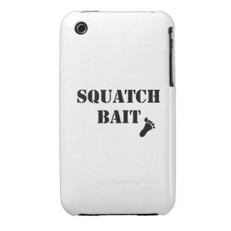 Cebo de Squatch Case-Mate iPhone 3 Cobertura