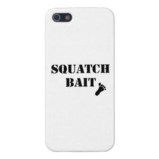 Cebo de Squatch iPhone 5 Protector