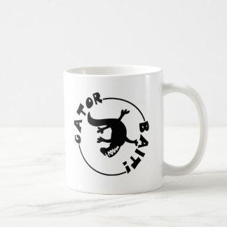 Cebo del cocodrilo taza