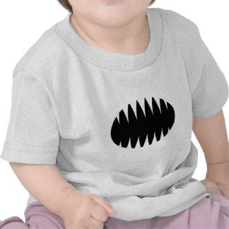 Cebo del tiburón de Larissa Liberato Camisetas