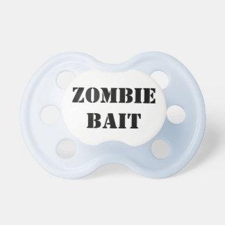 Cebo del zombi chupetes para bebes