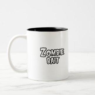 CEBO del ZOMBI - - Halloween Taza