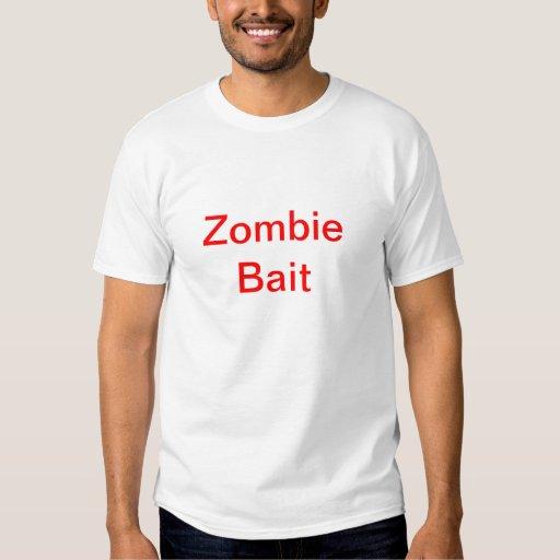 Cebo del zombi remera