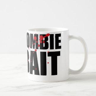 Cebo del zombi taza