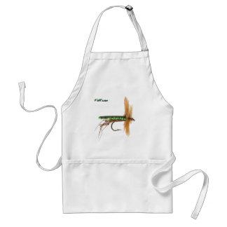 Cebo Flyfishing, trastos, señuelo, Delantal