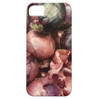 Cebolla púrpura iPhone 5 Case-Mate funda