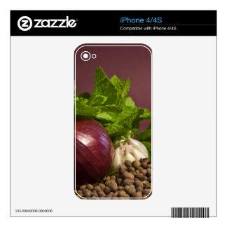 Cebolla iPhone 4 Skins