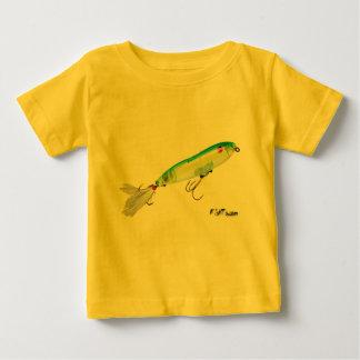 Cebos de pesca artificiales camisas