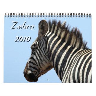 cebra 2010 calendario