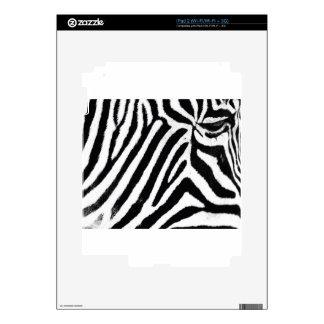 Cebra Calcomanía Para El iPad 2