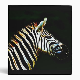 """Cebra con las rayas blancos y negros en África Carpeta 1"""""""