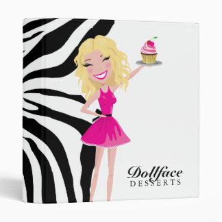 Cebra de Blondie de 311 postres de Dollface