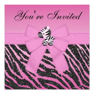 Cebra, magdalenas rosadas y fiesta del brillo del comunicado personal