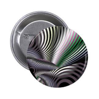 Cebra metálica pin redondo 5 cm