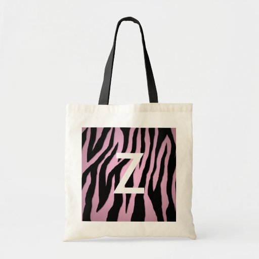 Cebra rosada bolsas