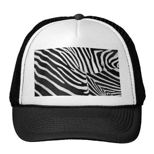 Cebra Stripes#3_ Gorras