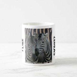 Cebra taza