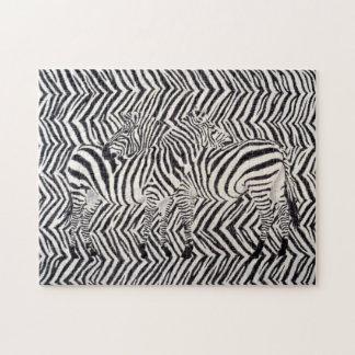 Cebras: Leído entre las líneas Puzzles