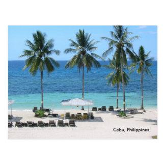 Cebú, Filipinas Postales
