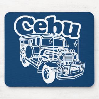 Cebu Jeepney Mouse Pad