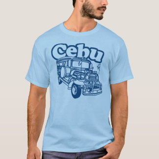 Cebu Jeepney T-Shirt