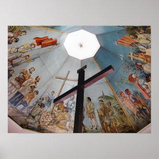 Cebú, la cruz de Magellan Póster