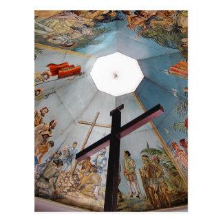 Cebu, Magellan's Cross Postcard