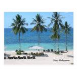 Cebu, Philippines Postcard
