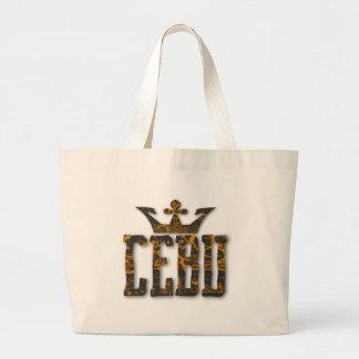 Cebu Royalty Large Tote Bag