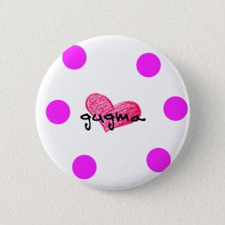 Cebuano Language of Love Design Pinback Button