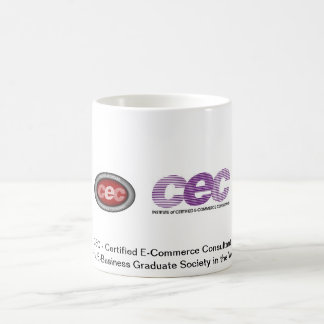 CEC Certified E-Commerce Consultant Coffee Mug