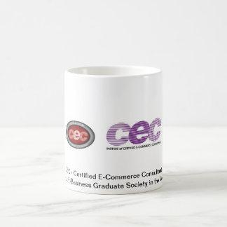 CEC Certified E-Commerce Consultant Coffee Mug