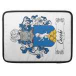 Cecchi Family Crest Sleeves For MacBooks