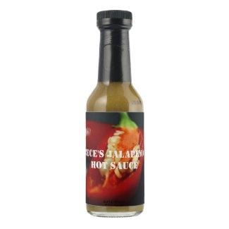 Cece's Jalapeno Classic Hot Sauce