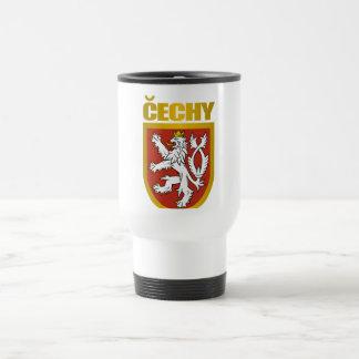 Cechy (Bohemia) Crest Travel Mug