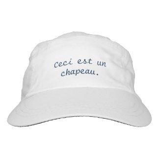 Ceci est un chapeau French Surrealism Headsweats Hat