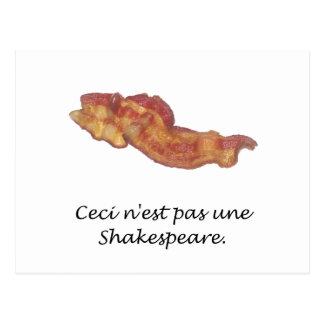 Ceci n'est pas une Shakespeare Post Cards