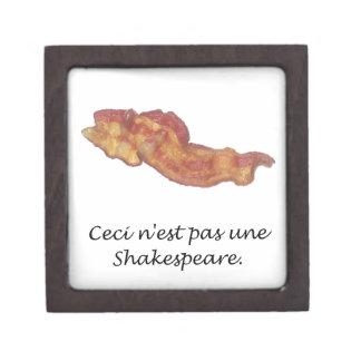 Ceci n'est pas une Shakespeare Premium Gift Box