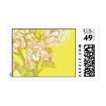 Ceci Watercolors - Yellow Orchids Stamps