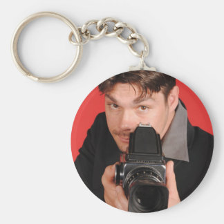 Cecil Anthony Ince Key Chain