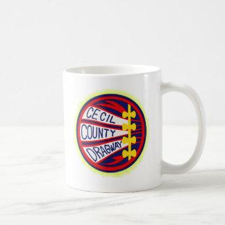 Cecil County Dragway copy Coffee Mug