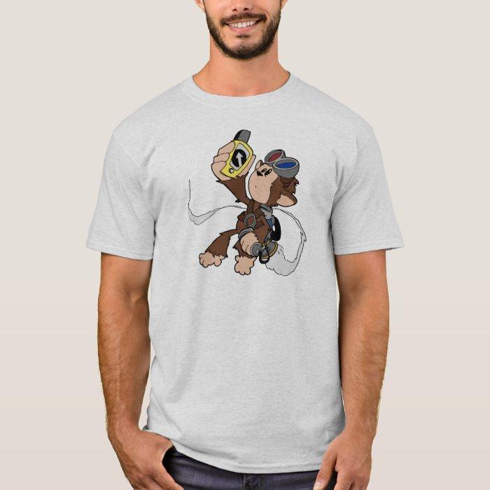 Cecil in Flight T-Shirt