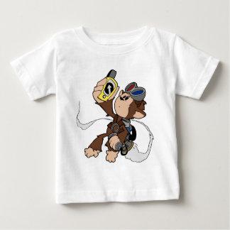 Cecil in Flight T Shirt